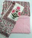 Meera's Hand Block Printed Cotton Suit Set