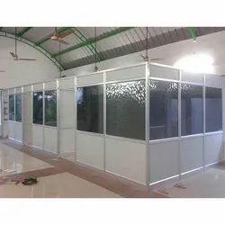 Aluminium and Glass Indoor Aluminum Glass Partition