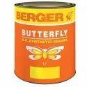 Berger Butterfly Enamel, Packaging Type: Tin