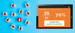 SureCount SafeCount - Automatic Occupancy Control For School