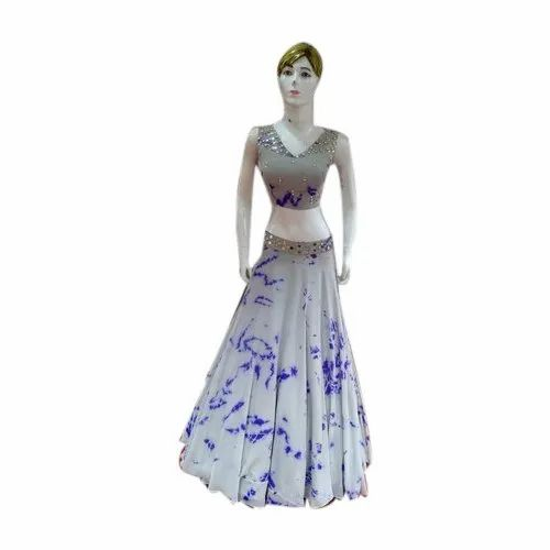 Stitched Georgette Printed Bollywood Lehenga Choli, With Blouse And Dupatta