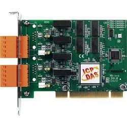 PISO-CAN400U-T PCI Type CAN Bus Modules