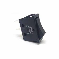 Rocker Switch Momentary On 16a 250V AC SS-162-MN