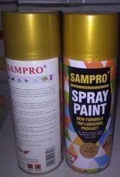 Sampro Metallic Spray Paint