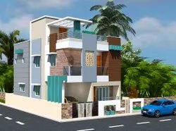 Residential Building Contractors, In Pan India