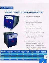 Diesel Fired Steam Genrator