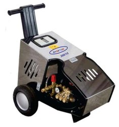 Compact High Pressure Water Jet Cleaning Machine