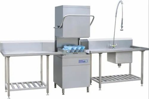 Stainless Steel Dish Washer Machine
