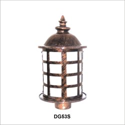Die Cast Aluminum Lamp