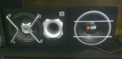 JBL Base Pro Speakers