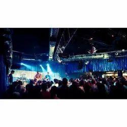 Concerts & Live Shows Organization Service