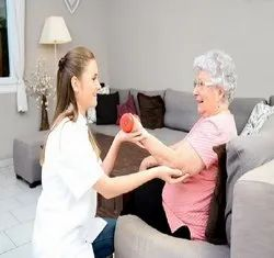 Physiotherapist for Home Visit