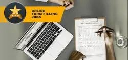 Online recruitments Form Fill Up Services