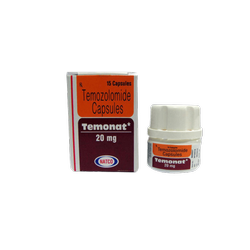 Temonat / Temozolomide 20mg Capsule