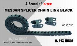 Mesdan Splicer Chain Link Black