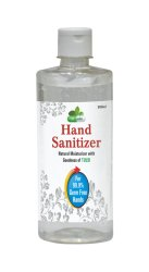 500 Ml Herbal Hand Sanitizer 70% Alcohlic