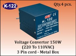 K-122 Step Down Voltage Converter