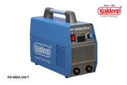 Rajdeep RD MMA 200T MOSFET Inverter Welding Machine