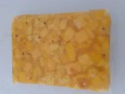 Natural Frozen Pineapple Dices, Packaging Size: 1 Kg, Packaging Type: Plastic Pouch