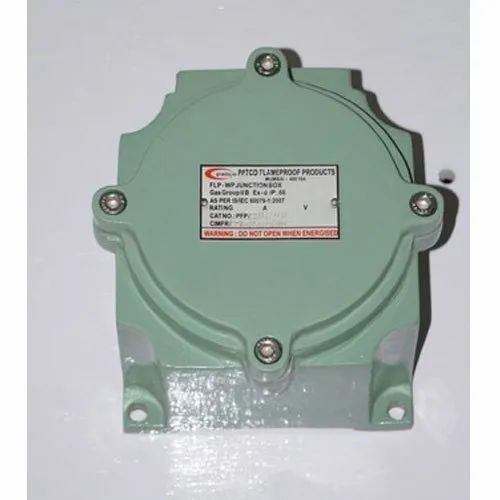 Flame Proof 4 Way Junction Box