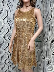 Sequin Dress Party Wear