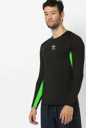 New Sports Panel Full Sleeve T-Shirts For Men