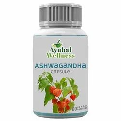 Ashwagandha Capsule (Reduce Blood Sugar Levels)