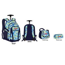 School Trolley Backpack