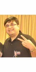Abhishek Agrawal, Proprietor, Gold Edge