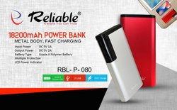 18200 mAh Power Bank