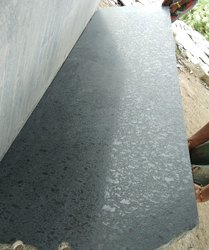 Grey Polished Granite With Lapotra Polish, Thickness: 15-20 mm