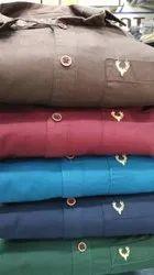 Cotton Casual Wear Kraafid Shirts