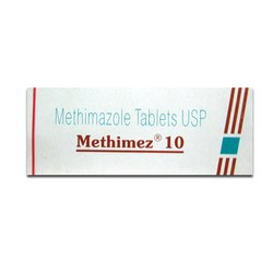 Methimez 10 mg Tablets