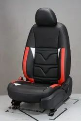 Black Front & Back Car Seat Covers