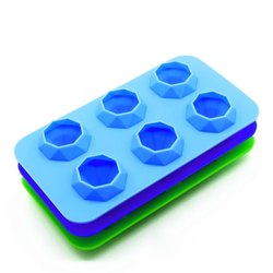 Silicon Diamond Ice/Chocolate Tray