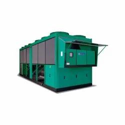 Blue Star Air Cooled Screw Chiller