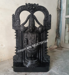 Marble Tirupati Statue