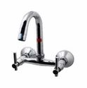 Viptec Deck Mounted Sink Mixer Excel Touch, Model Name/number: 0589, Packaging Type: Box Packing
