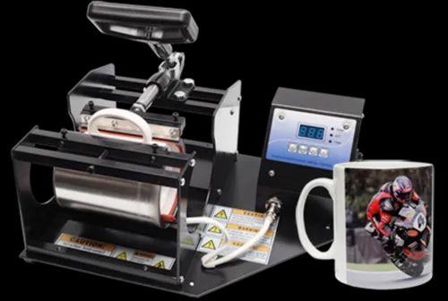 Multi Function Mug Press Machine, 280 W, Automation Grade: Semi-Automatic