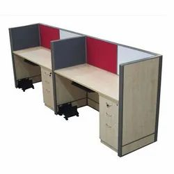Modular Workstation I Modular Office Furniture Linear Workstations Two Seating System