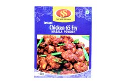 Indian SS Chicken 65 Fry, Packaging Size: 100 gram