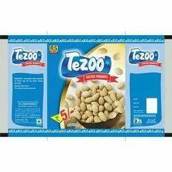 20g Tezoo Salted Peanuts