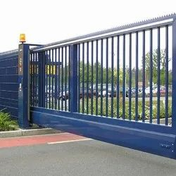 Turnslide Sliding Gate