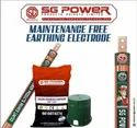 Silver Sg R320 Maintenance Free Earthing Electrode, 40 -100 Mm