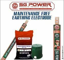 SG R320 Maintenance Free Earthing Electrode