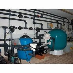 Water Purification Plant For Pools