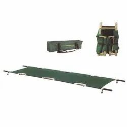 Four Fold Folding Stretcher