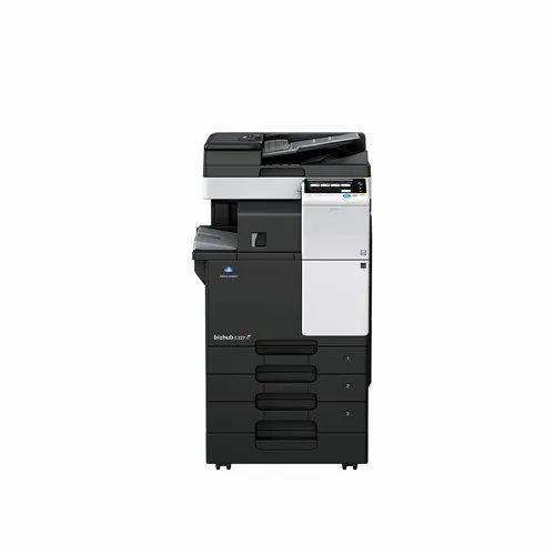 Konica Minolta Bizhub C227 Color Photocopier
