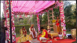 Wedding Mandap Decoration Service