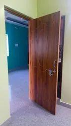 Casement Polished PVC Membrane Door, For Home, Interior